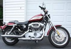 Photo of a 2005 Harley-Davidson® XL1200R Sportster® 1200 Roadster