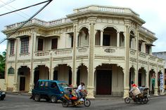 Maria Ledesma Golez Ancestral House, Silay, Negros Occidental.