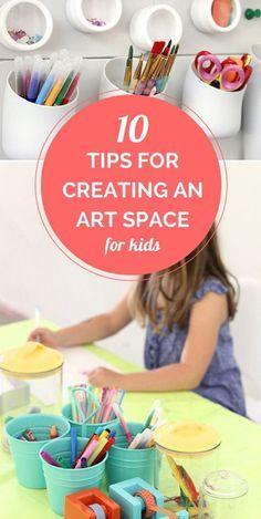 Top 10 tips for crea