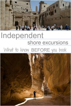 What you need to know before booking an independent shore excursion on your next cruise