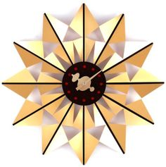 Telechron  Butterfly Clock Gold ** Read more reviews of the product by visiting the link on the image.