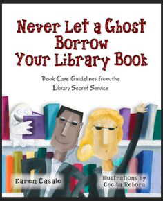 DCG Elementary Libraries: Never Let a Ghost Borrow Your Library Book!
