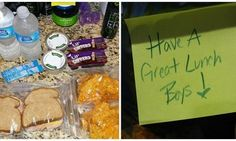 Son Asks Mom For An Extra Lunch To Feed Classmate In Need | Huffington Post