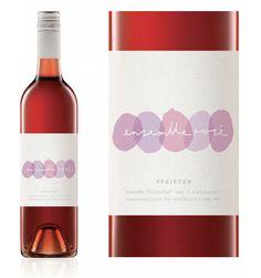 C 244 Te Des Roses Bottle Front Label Packaging Pinterest