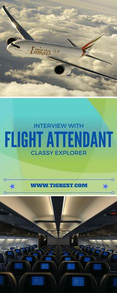 Interview with flight attendant Mirela - read about her experiences working for Emirates Airlines for 3 years as cabin crew member,