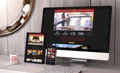 Ten Pin Inn & Suites, WA – Interactive, Multimedia, Media-rich with Realtime Menus © 2020