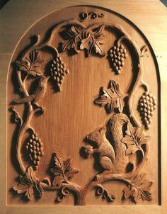 A bavarian style panel