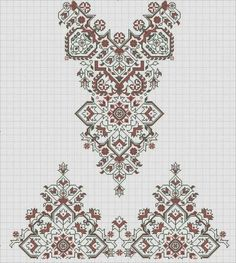 Вышивка Nail Ideas nail ideas two colors Hardanger Embroidery, Folk Embroidery, Cross Stitch Embroidery, Embroidery Patterns, Cross Stitch Borders, Cross Stitch Designs, Cross Stitching, Cross Stitch Patterns, Palestinian Embroidery