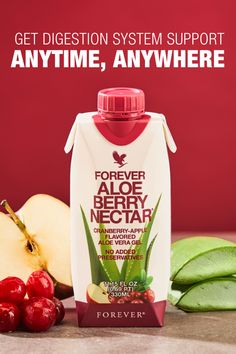 The refreshing zing of cranberries is paired with the sweet notes of apples for a fresh take on our aloe vera gel. The result a refreshing drink that not only aids in digestion but is packed with phytonutrients and vitamins. Forever Living Company, Forever Living Business, Aloe Blossom Herbal Tea, Forever Aloe Berry Nectar, Aloe Vera Uses, Forever Living Aloe Vera, Natural Aloe Vera, Forever Living Products, Natural Energy
