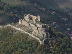 Romania Travel: Cetatea Devei