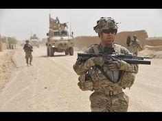 Exercito do Estados Unidos:  Esquadrão Anti Bombas no Afeganistão -  [Na...