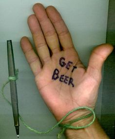 Redneck Palm Pilot - Get Beer written on hand with pen Irish Fans, Irish Pride, Jeff Foxworthy, The Cable Guy, Redneck Humor, Learn Something New Everyday, Latest Celebrity News, Tattoo Quotes, Pilot