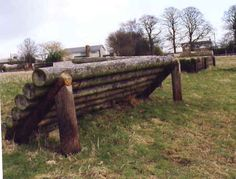 XC (Cross Country) Fence / Jump Pinned from http://www.horseselect.co.uk