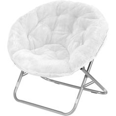 online shopping for Urban Shop Faux Fur Saucer Chair, White from top store. See new offer for Urban Shop Faux Fur Saucer Chair, White Bedroom Decor For Teen Girls, Teen Girl Bedrooms, Room Ideas Bedroom, Small Bedroom Chairs, Bedroom Sets, Dream Bedroom, Bedroom Wall, Master Bedroom, Eames