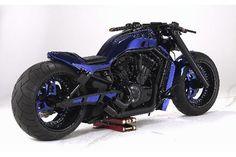 Harley V-Rod gets more aggressive