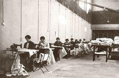 La prima guerra mondiale ha profondamente modificato il ruolo delle donne nella società aprendo le porte a quella che molti anni dopo sarebbe stata la