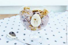 ButterfliesEatReadLove: EISzeit! Bananen-Nutella-Walnuss-Eiscreme