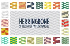 Free Herringbone (Chevron) Patterns