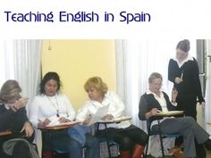 Teaching English in Spain, jobs, how does it work and what's it like?