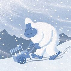 Yeti | David Merveille