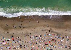 Une plage océanique qui offre une couleur de l'eau sublime et qui donne envie ! #beach #holidays