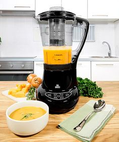 Love this Black 800-Watt Soup Maker/Blender on #zulily! #zulilyfinds