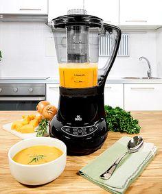 Love this Black 800-Watt Soup Maker/Blender on #zulily! #zulilyfinds