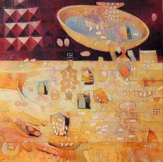 """Saatchi Art Artist: Armin Liebscher; Acrylic 2013 Painting """"summer in siam"""""""