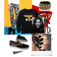 """street look"" by krajobrazy on Polyvore"