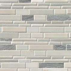 Everest Interlocking Pattern 8 MM Backsplash Wall Tile