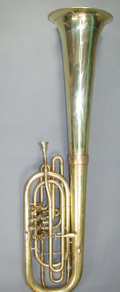 Over The Shoulder Bass Saxhorn in Eb (Robb Stewart 2001)
