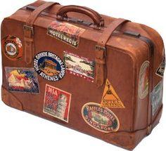 viagens malas antigas