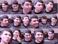 All these faces in just one video