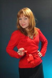 Mustafina Elmira - née en 1977 en Russie