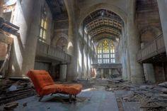 Igreja em Indiana, nos Estados Unidos