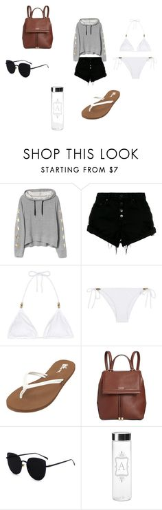 """Going to the beach