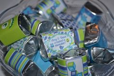 """Photo 18 of 27: Monster's Inc / Baby Shower/Sip & See """"Monster's Inc Baby Shower"""" 