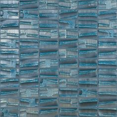 Quick Overview: Sophisticated and Stylish. Indulge yourself in the uncommon brilliance of this glass tile blend. These environmentally friendly glass tiles are made in Spain from 99% recycled glass. P