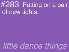 Little Dance Things little-dance-things