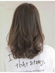 アフロートナゴヤ(AFLOAT NAGOYA) ミディアムボブ ゆるふわパーマ Medium Hair Cuts, Medium Hair Styles, Curly Hair Styles, Permed Hairstyles, Pretty Hairstyles, Shot Hair Styles, Mid Length Hair, Brown Blonde Hair, Asian Hair