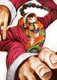 Scratchmen Apoo. One Piece
