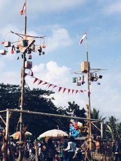 Festival Kesenian Tradisional OMK Rayon Kulon Progo 2014