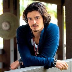"Orlando Bloom-You had me at ""You have my bow""!"