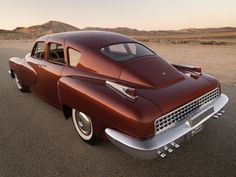 The Tucker 48 was the American dream of a small entrepreneur