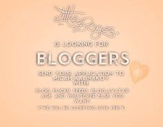 Little Bones is Looking for Bloggers! | Flickr - Photo Sharing!