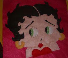 Arte das Rosas: Betty Boop II