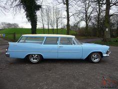 1957 plymouth custom suburban 2 door station wagon  Photo