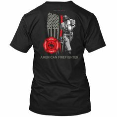 4ed3f823c9 Thin Line Style - Firefighter Shirts