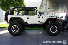 Jeep Wrangler Modification Ideas | Stormtrooper Jeep JK - JEEP BEEP!
