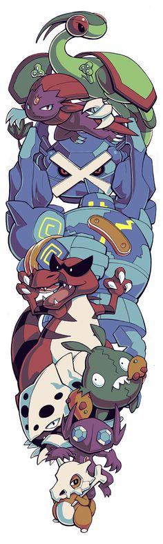 Pokemon Sleeve 15 by on DeviantArt All Pokemon, Pokemon Fan Art, Cute Pokemon, Pokemon Pokemon, Pokemon Sleeves, Pokemon Universe, Pokemon Tattoo, Nerd, Anime Tattoos